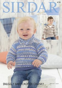 9f2f97ca88cb Sirdar Snuggly Baby Crofter Chunky 50g - RRP 4.10 - OUR PRICE £3.15